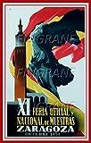 PostersAndCo Zaragoza Feria 1951 Poster / Kunstdruck, 40 x