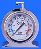 Servesafe Stainless Steel Colour Coded Oven Thermometer 50mm Dial (1.00)