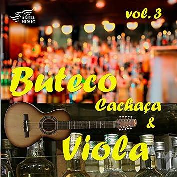Buteco, Cachaça & Viola, Vol. 3