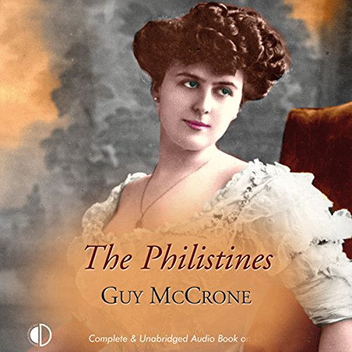 The Philistines audiobook cover art