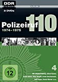 Polizeiruf 110 - Box 4: 1974-1975 (DDR TV-Archiv) [3 DVDs in Softbox]