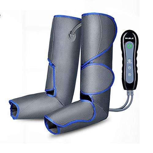 N A Foot and Leg Massager for Circulation and Relaxation, Rechargable Leg Massagers for Foot Calf and Leg with Hand-held Controller 3 Modes 3 Intensities, Best Gifts for Mother/Father/Family