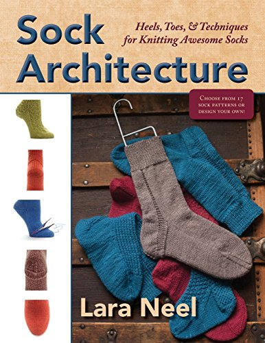Sock Architecture by Laura Neal