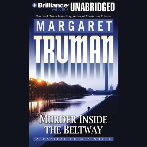 Murder Inside the Beltway cover art