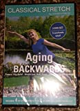 Classical Stretch by ESSENTRICS: Aging Backwards Series (Posture, Pain Relief, Weight Loss, Body Shape, Zero Impact Cardio Workout) 2 DVD Set / 5 Workouts