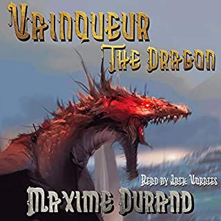Vainqueur the Dragon cover art