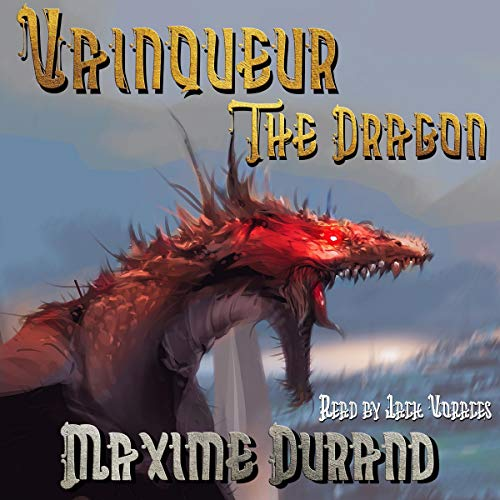 Vainqueur the Dragon cover art