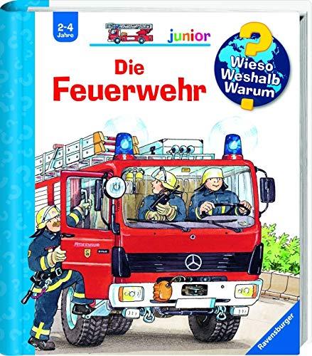 Ravensburger WWW Junior - Die Feuerwehr