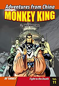 Monkey King Volume 11: Fight to the Death