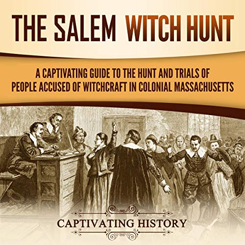 The Salem Witch Hunt  By  cover art