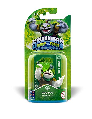 Skylanders Swap Force - Single Character - New Core - Zoo Lou