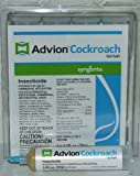 Advion Cockroach Bait Gel box (4 tubes)
