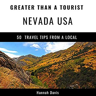 Greater Than a Tourist - Nevada USA cover art