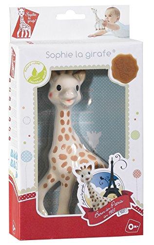 Vulli 516910 Sophie La girafe - Muñeco de tacto suave con caja