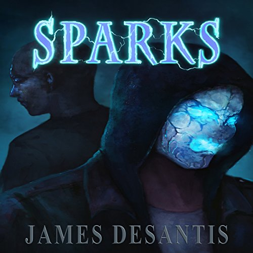 Sparks audiobook cover art