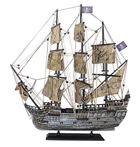 Linoows Barco Pirata, Maqueta de Barco, Histórica Corsario