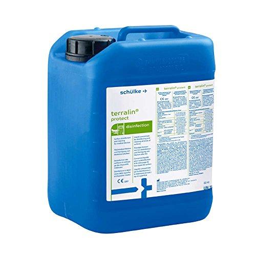Schülke terralin® protect Flächendesinfektion, Konzentrat, Desinfektion, 5 Liter