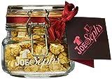 Joe & Seph's Popcorn Gin Tonic im Glas, 1er Pack (1 x 80 g) -
