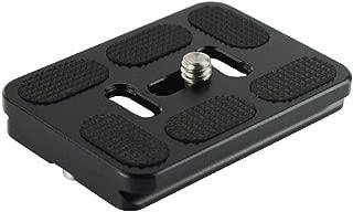 Harwerrel 60mm Quick Release Plate Fits Arca-Swiss Standard for Camera Tripod Ballhead