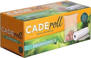 Caderoll | 1000 Bolsas en Rollo Degradables de 25 x 35 cm