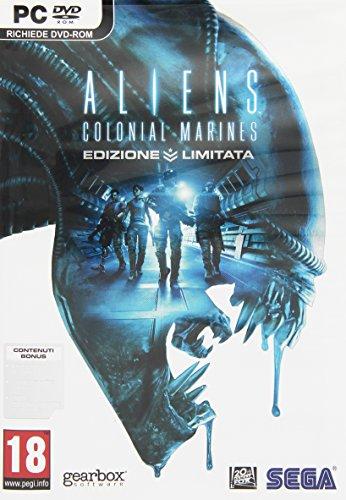 SEGA Aliens - Juego (PC, PC, FPS (Disparos en primera persona), SO (Sólo Adultos))