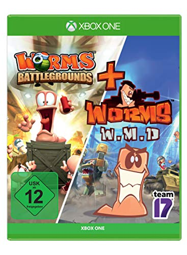 Worms Battlegrounds + W.M.D - [Xbox One]