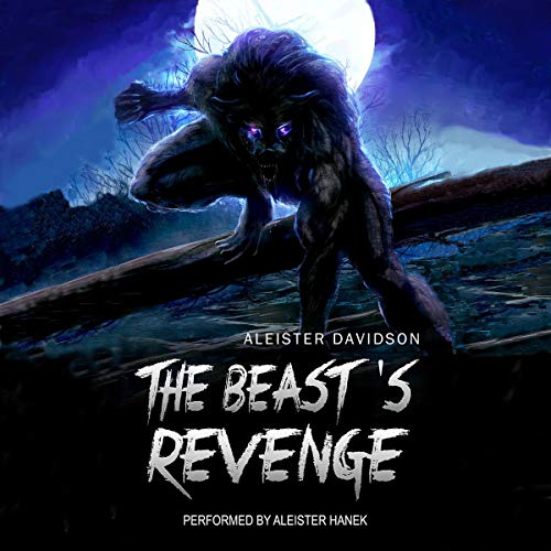 The Beast's Revenge audiobook cover art
