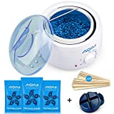 Home Waxing Warmer Kit, AVAII Hair Removal Brazilian Bikini Hard Wax Target for Eyebrows Lip Facial Legs Women...