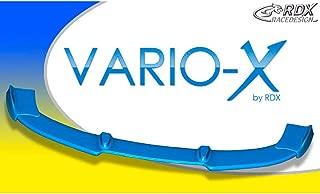 RDX Front Spoiler VARIO-X S4 B5 Front Lip Splitter