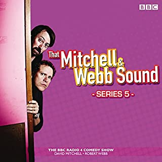 That Mitchell and Webb Sound: Radio Series 5 cover art