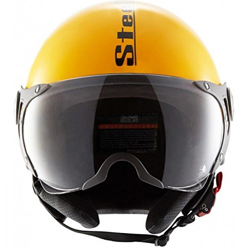 Steelbird SB-27 Style Yellow with Plain Visor,600 mm