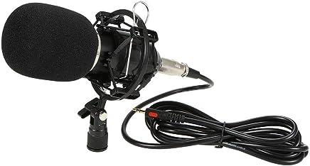Buona qualità del Suono Microfono A Condensatore Kit Microfono Professionale A Condensatore per La Registrazione di Broadcasting Studio per Registrazione su Smartphone, Chat, Canto e tra - Trova i prezzi più bassi