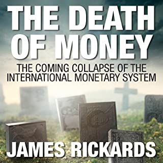 Page de couverture de The Death of Money