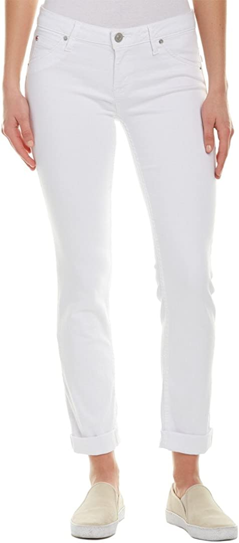 Hudson Women's Bacara Crop Cuffed Dealing full price reduction Albuquerque Mall Ankle Jean Straight