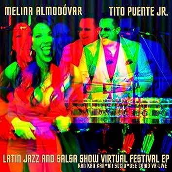 Latin Jazz And Salsa Show Virtual Festival (Live)
