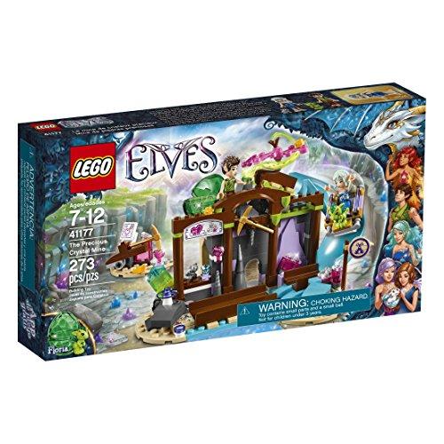 LEGO Elves 41177 The Precious Crystal Mine Building Kit (273 Piece)