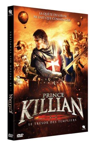 Prince Killian et le Trésor des Templiers [Francia] [DVD]
