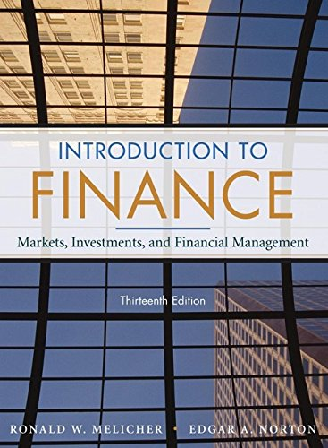 Introduction to Finance: Markets, Investments, and Financial Management