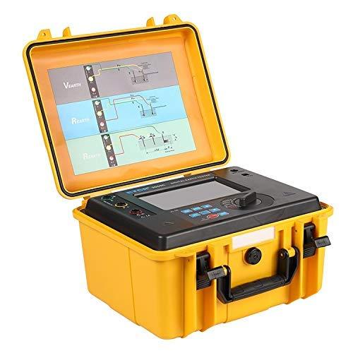 Tokyia Resistencia ETCR3000C Tierra Digital Probador de la batería de Litio Recargable...