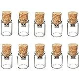 10 piezas Memorias USB de 128MB de capacidad de almacenamiento con diseño de botella a la deriva, para (128MB)