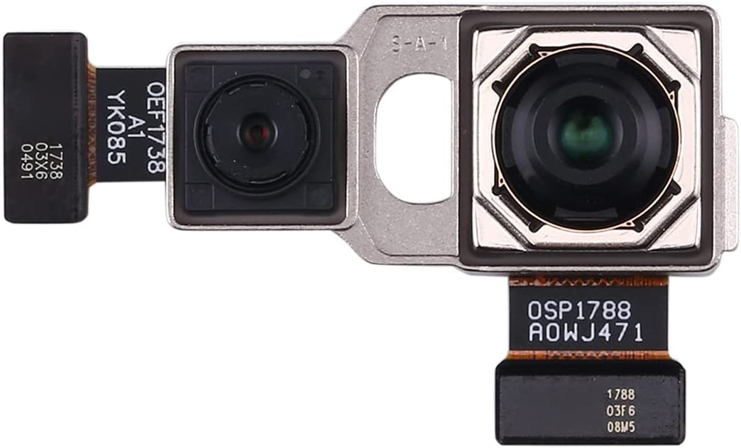 TANNGDIFNJAUN Cell Phone Replacement Parts fo Camera Back Max 71% OFF Special Campaign Facing