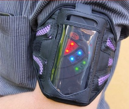 Mobi-Click Armband für Life-Tel 2 und Life-Tel 1 Plus