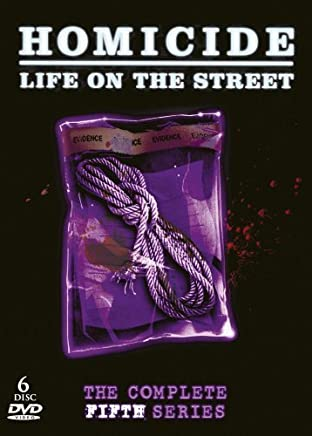Homicide: Life on the Street - Season 5 - Complete 1997