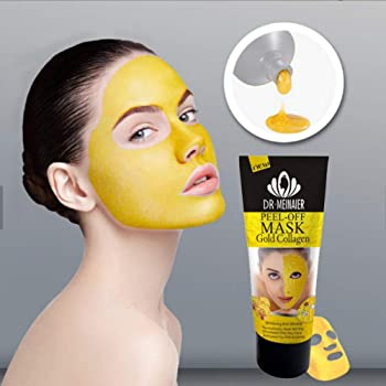 24k Gold Collagen Peel Off Masks Facial Mask Whitening Anti Wrinkle Face Masks Skin Care Face Lifting Firming Moisturize By Yiitay Amazon Co Uk Beauty