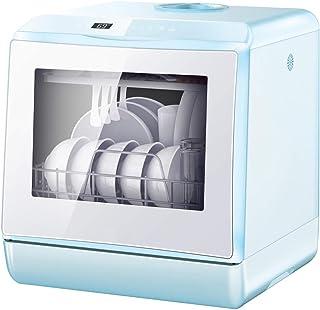 PIGE Lavavajillas doméstico Lavadora automática de Frutas y Verduras máquina de desinfección de vajilla de Gran capacidad-29 Minutos Temporizador, Ahorro de energía