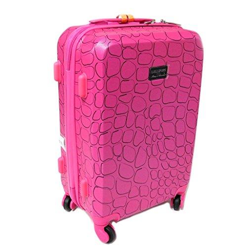 Cabina del carro de la cabina abs 'Lollipops'rosa - 50x34x22