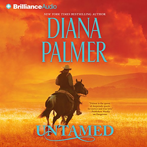 Untamed audiobook cover art