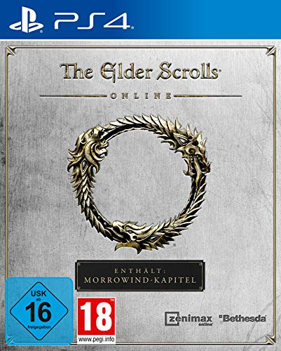 The Elder Scrolls Online (inkl. Morrowind) - PlayStation 4 [Importación alemana]