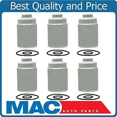[DIAGRAM_4PO]  Amazon.com: 100% New (6) Duramax Diesel Fuel Filters For 01-15 Chevrolet GMC  6.6: Automotive | Gm Duramax Fuel Filters |  | Amazon.com