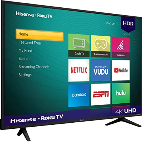 hisense roku tv 40h4000fm fabricante Bazinga
